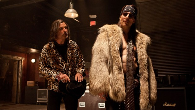 Dennis Dupree (Alec Baldwin) & Stacee Jaxx (Tom Cruise) in ROCK OF AGES | Photo Credit: New Line Cinema & Warner Bros.
